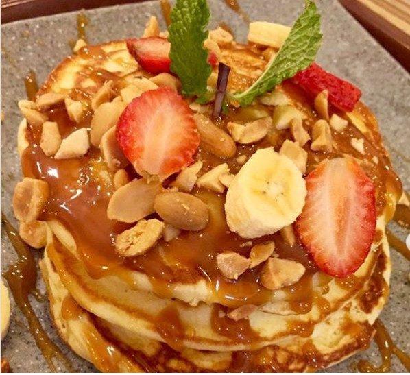 Pancake Caramel
